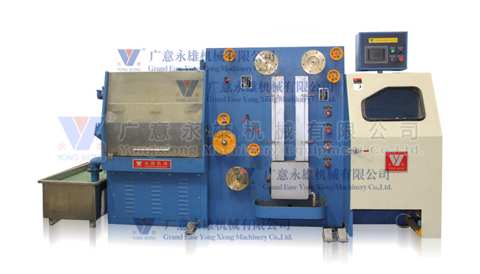 DBT17-2 Double wire Drawing Machine With Continous Annealer