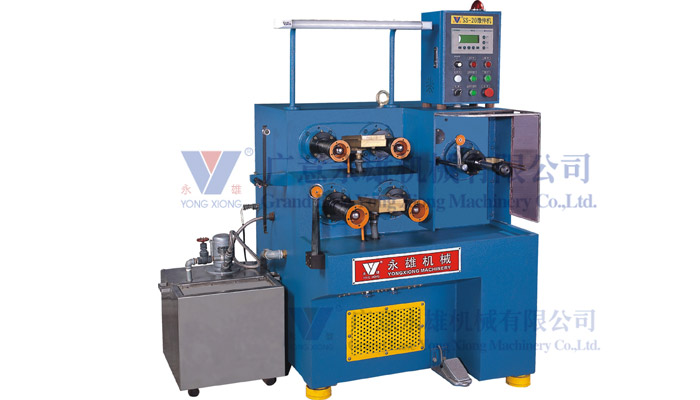 SS20B Supper Fine Wire Drawing Machine