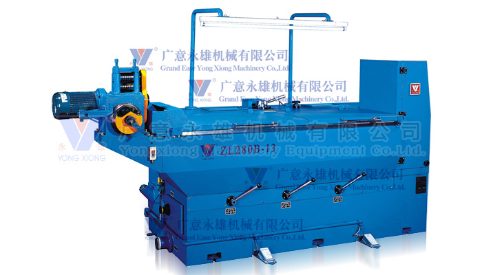 ZL Series Copper Intermediate Drawing Machine